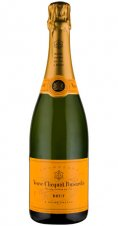 VEUVE CLICQOUT BRUT-YELLOW LABEL