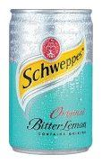 BITTER LEMON (SCHWEPPES TRAVEL CANS)