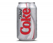 DIET COCA COLA - CANS
