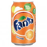 FANTA ORANGE - CANS