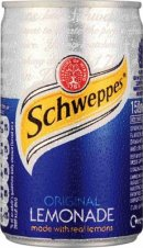 LEMONADE (SCHWEPPES TRAVEL CANS)