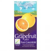 SUNPRIDE GRAPEFRUIT JUICE -CARTONS